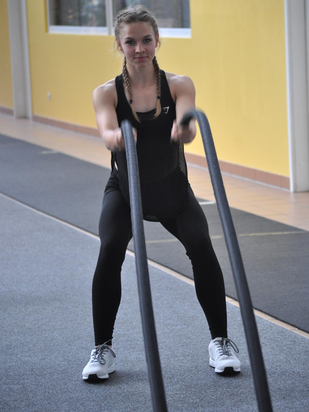 Fitnessstudio Havixbeck nadja neiteler dualstudentin stellt sich vor of sports
